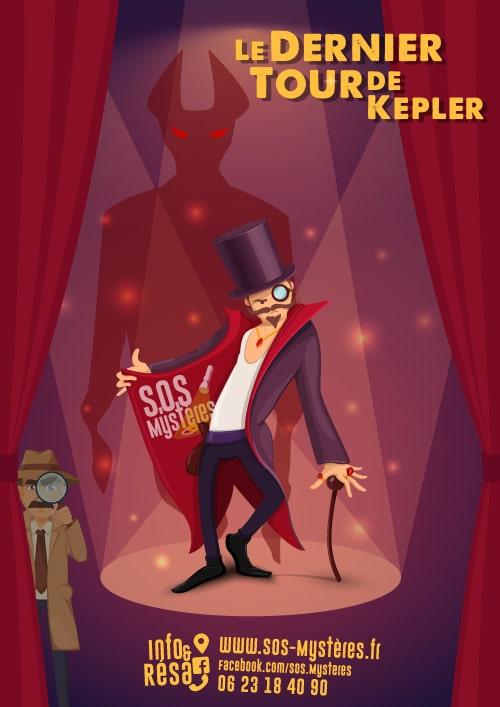 Le Dernier Tour de Kepler